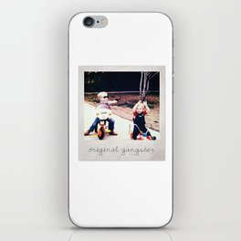 OG iPhone Skin