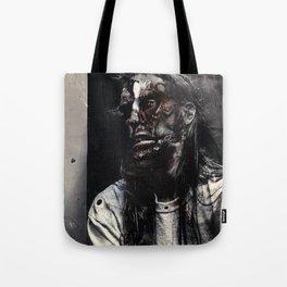 Asylum Entry Tote Bag