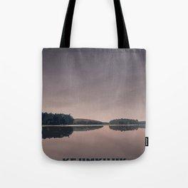 Kejimkujik National Park Tote Bag