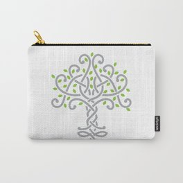 Knot tree Carry-All Pouch