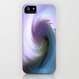 Swirled iPhone Case
