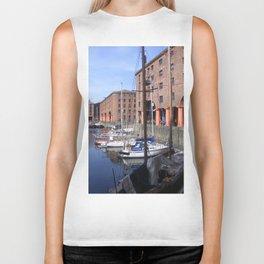 Albert Dock, Liverpool Biker Tank