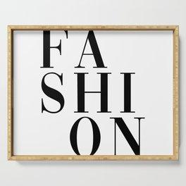 fashion Serving Tray