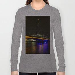 The Shard and London Bridge Long Sleeve T-shirt