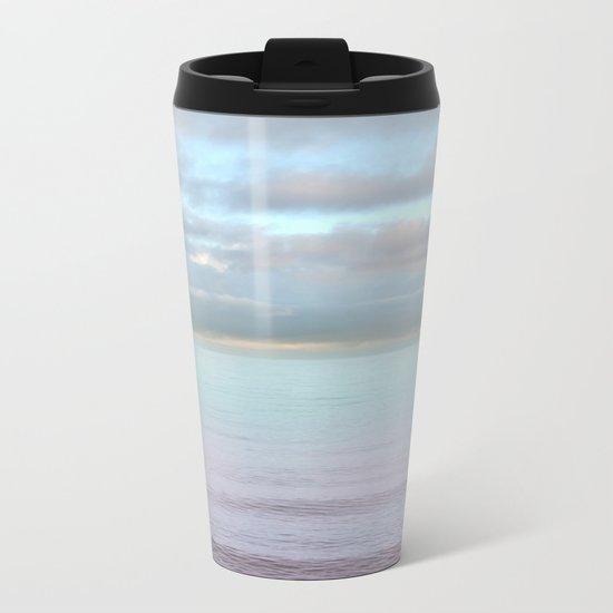 Pastel vibes 69 Metal Travel Mug