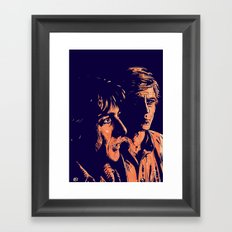 All the President's Men Framed Art Print