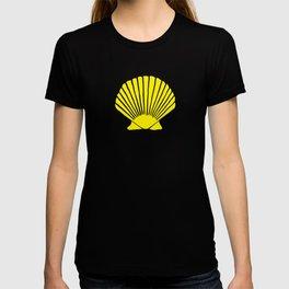 Yellow Seashell T-shirt