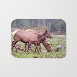 Snoqualmie Valley Elk Bath Mat