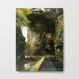 Natural Bridge 3 photography Metal Print