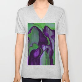 Apparitions Unisex V-Neck