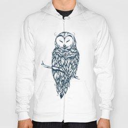 Snow Owl Hoody