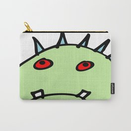 haunted head Carry-All Pouch