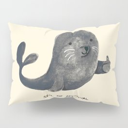 Seal Of Approval Pillow Sham