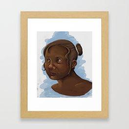 We Were Wrong Framed Art Print