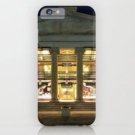 Circa 1828 Providence Arcade - Oldest Mall in America - Providence, Rhode Island iPhone Case