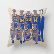 The '94 Knicks Throw Pillow