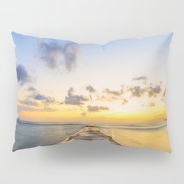 Golden Hour in Waikiki Pillow Sham