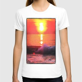 Seaside Park Sunrise T-shirt