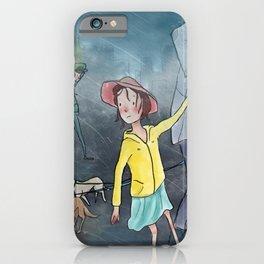 Children's Illustration iPhone Case