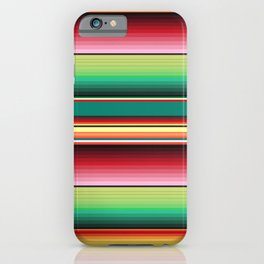 Mexican Textile Fabric Pattern  iPhone Case