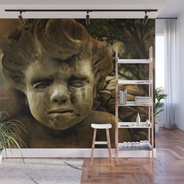 Fallen Angel Wall Mural