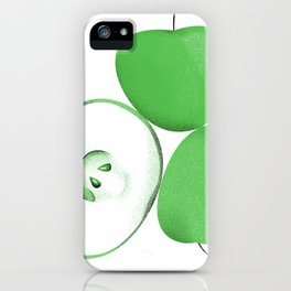 3 apples iPhone Case