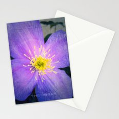 FLOWER N71 Stationery Cards
