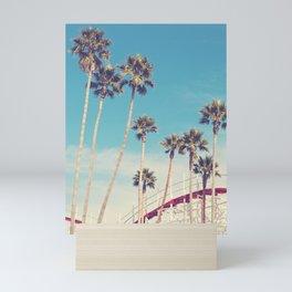 Feels Like Summer - Santa Cruz Mini Art Print