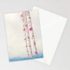 prayer flags no. 2 Stationery Cards