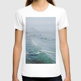 lets surf ix T-shirt