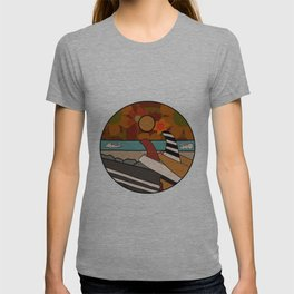 The bluff T-shirt