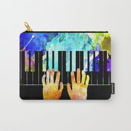 Bar Pianist Carry-All Pouch