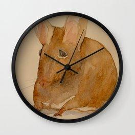 Sweet Ratty Wall Clock