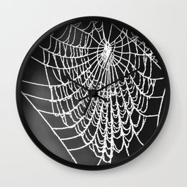 FROZEN WEB Wall Clock