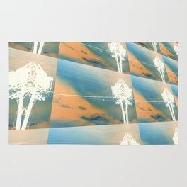 Postcards Rug