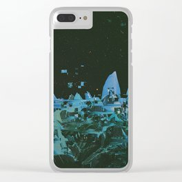 TZTR Clear iPhone Case