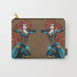 Steampunk Merida Carry-All Pouch