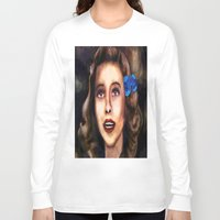 dorothy Long Sleeve T-shirts featuring Dorothy by Amanda Lee