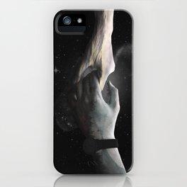 [LOVE] Sea meets Mountain - Hands iPhone Case