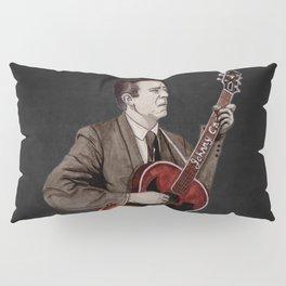Johnny Cash Pillow Sham