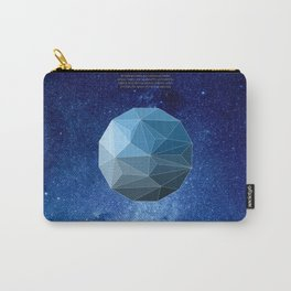 Continuum Space Carry-All Pouch