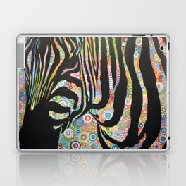 Abstract Art Animal Zebra Painting ... Urban Jungle Laptop & iPad Skin