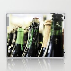 Bottles of the bubbly Laptop & iPad Skin