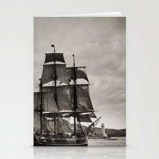 Atlantic Bound Stationery Cards