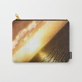 Angle of A Sunrise Carry-All Pouch