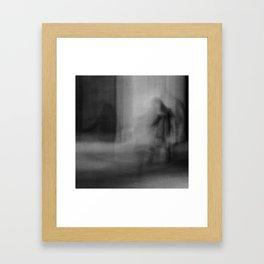 Shadows in the Moonlight Framed Art Print