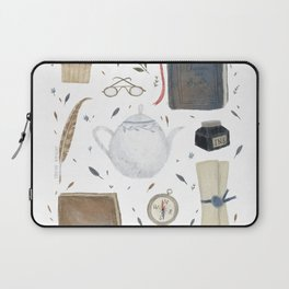 House of the Wise Laptop Sleeve