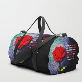 FIRSTFRUITS Duffle Bag