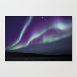 Northern Lights 4 Canvas Print