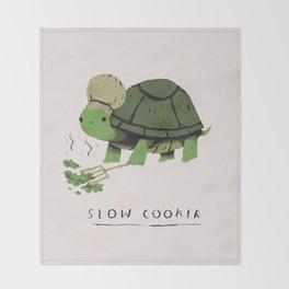 slow cooker Throw Blanket
